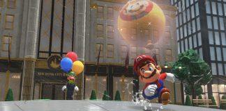 Super Mario Odyssey - Luigis Ballonjagd