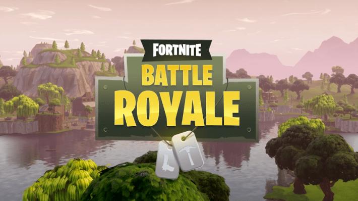 Fortnite Battle-Royale