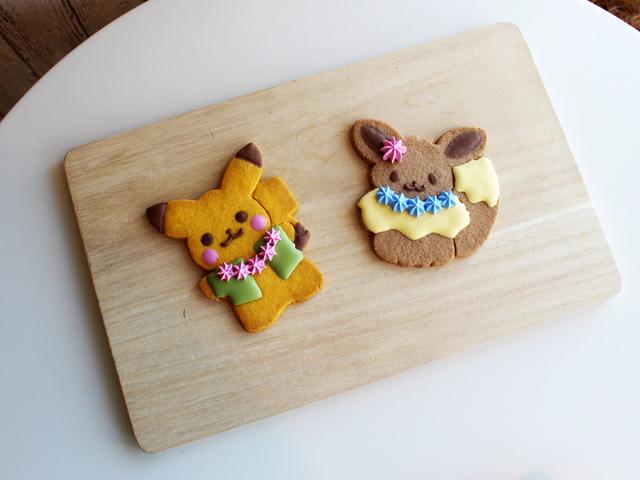 pokecen-pokemon-tropical-sweets-pika-evoli-kekse