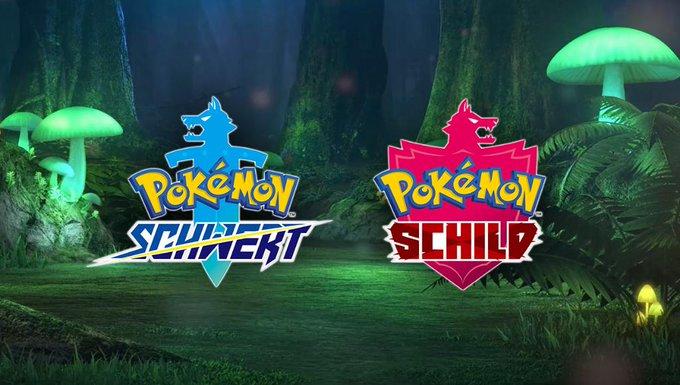 Wirrschein-Wald-Pokemon-Schwert-Schild