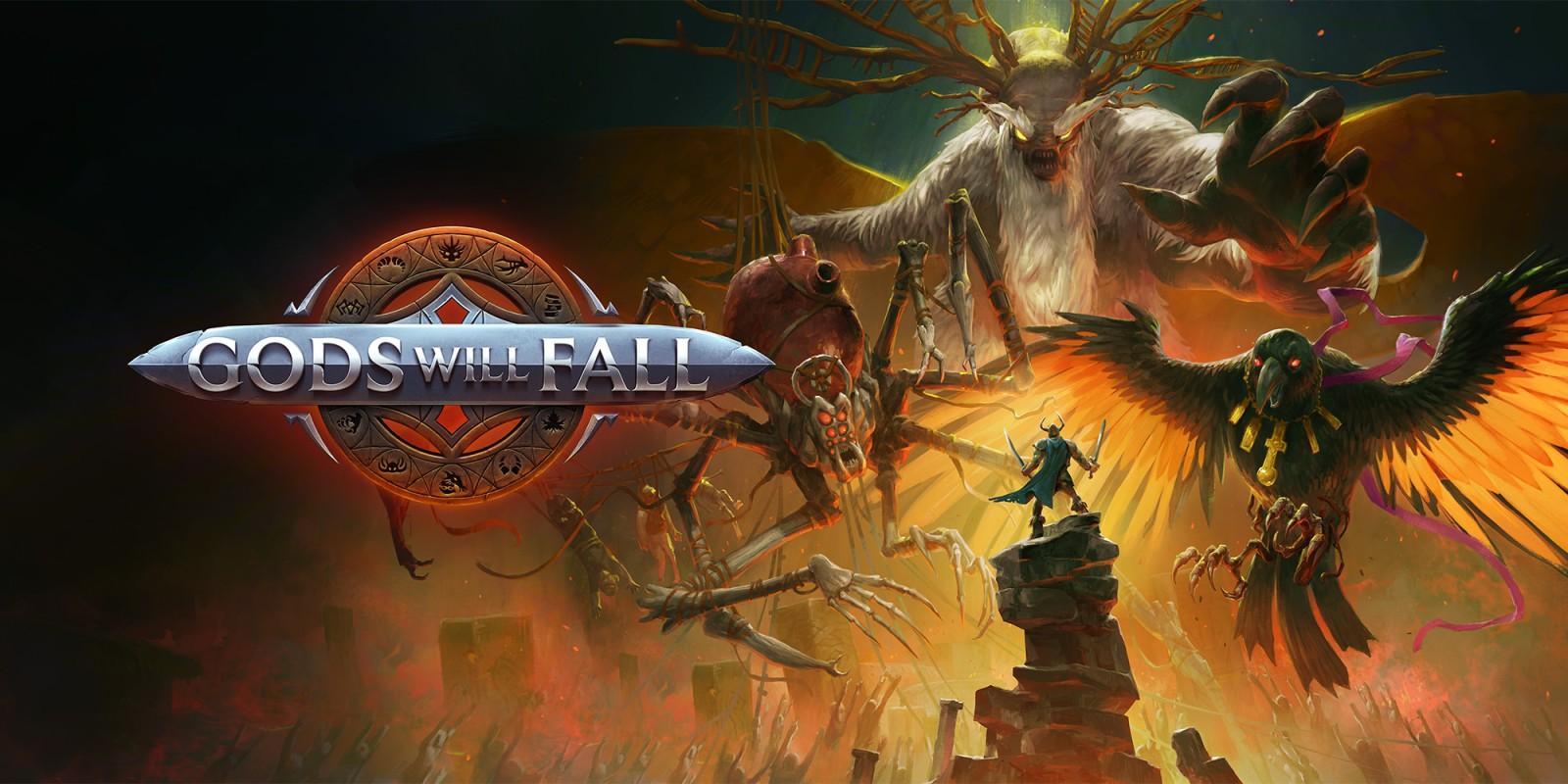 "Gods Will Fall: Erster Teil des ""Valley of the Dormant Gods""-DLC ab sofort erhältlich • Nintendo Connect"