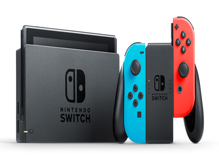 Nintendo Switch, 1ère aux Etats-Unis en avril 2019...