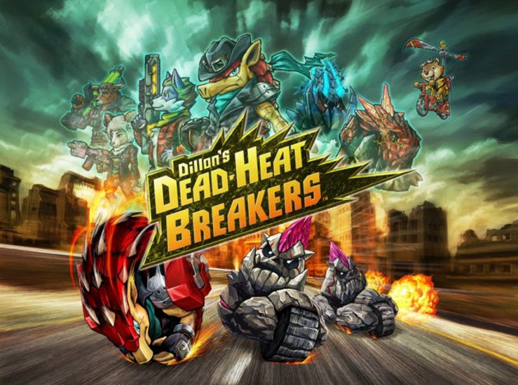 Dillon's Dead-Heat Breakers passe au scanner...