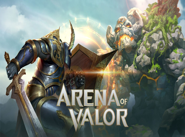 Arena of Valor sort demain...