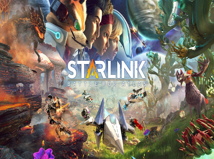 Starlink: Battle for Atlas, un update au lancement...
