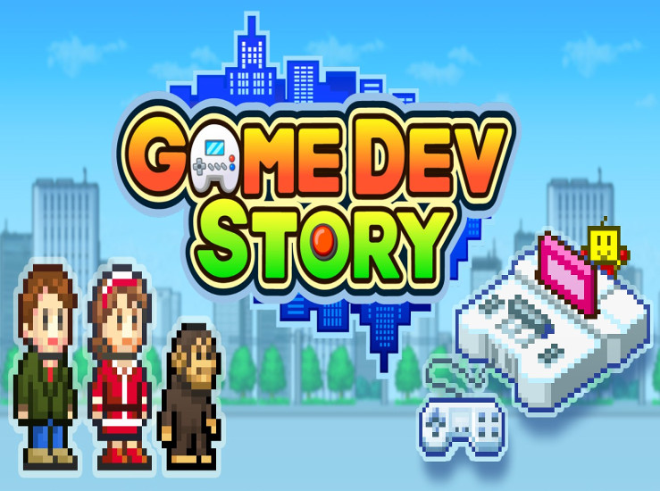 Game Dev Story daté en images...