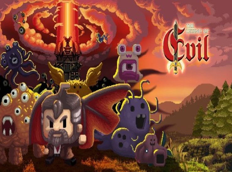 Legend of Evil aussi sur Switch...