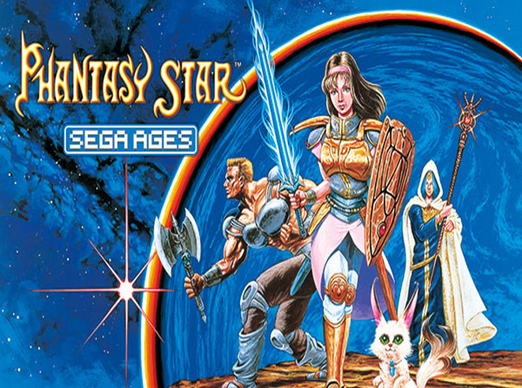 Sega Ages – Phantasy Star disponible...