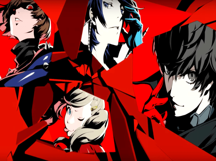 Persona 5 adapté sur Nintendo Switch ?