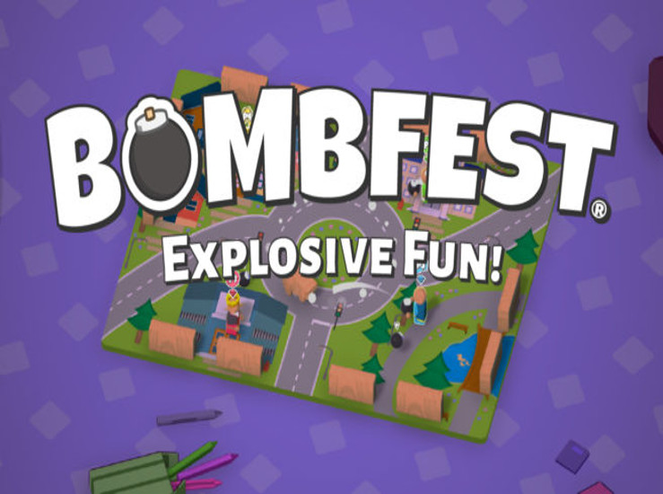 Bombfest, une version Switch...