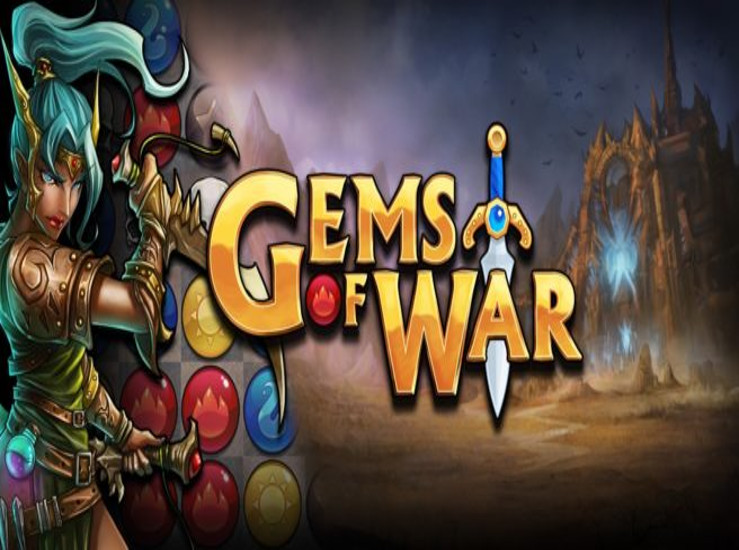 Gems of War, un free-to-play sur Switch...