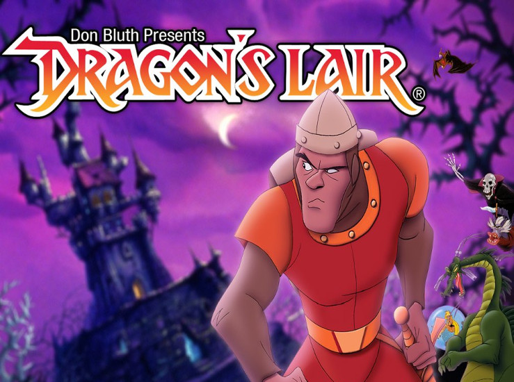 Dragon's Lair, une édition collector...