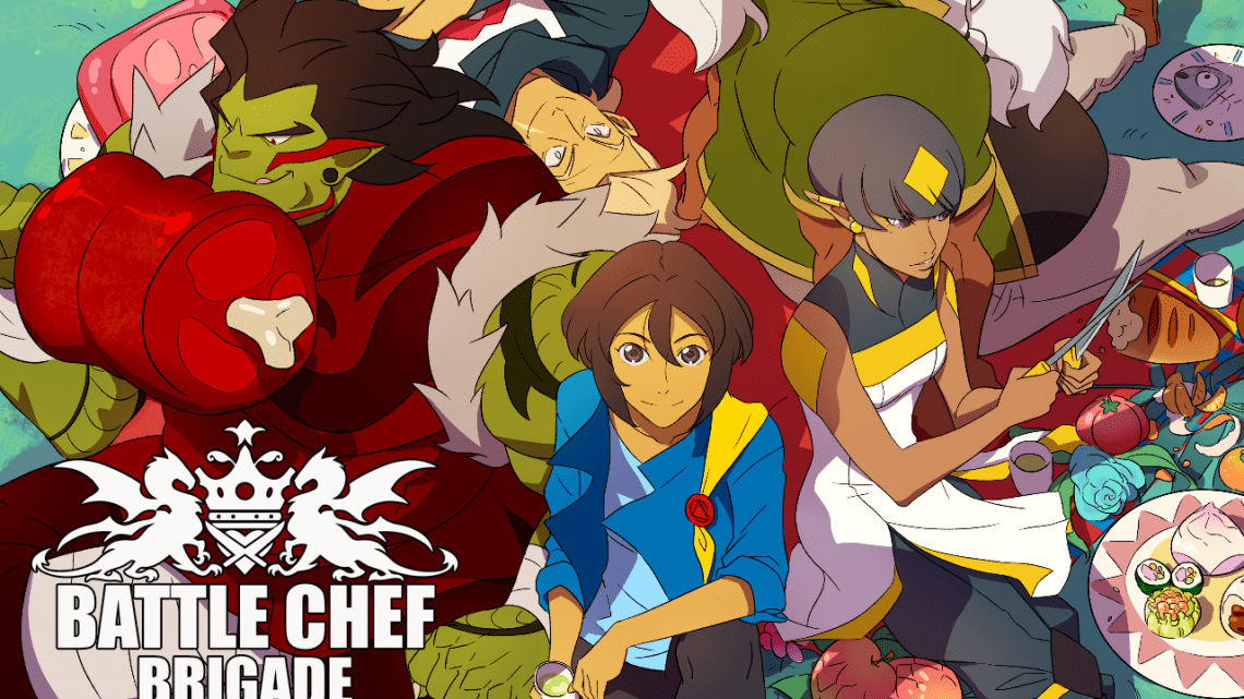 Screenshots e 11 minutos de Battle Chef Brigade, futuro título de Switch