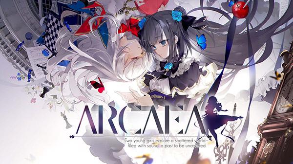 Lowiro anuncia o jogo rítmico Arcaea para o Nintendo Switch