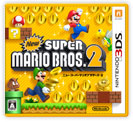 Nintendo Q3 FY3/2016 New Super Mario Bros 2