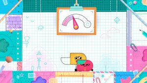 Nintendo eShop Downloads Europe Snipperclips Cut it out together
