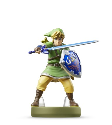 The Legend of Zelda amiibo