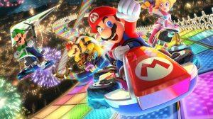 Media Create Top 50 Mario Kart 8 Deluxe