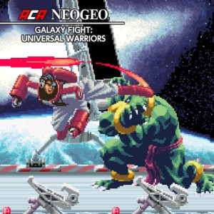 Nintendo eShop Downloads Europe ACA NeoGeo Galaxy Fight Universal Warriors