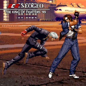 Nintendo eShop Downloads Europe ACA The King of Fighters '99
