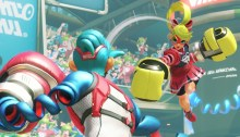 Nintendo eShop Downloads Europe Arms