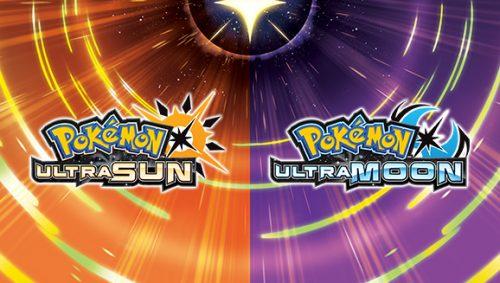 Pokémon Ultra Sun Ultra Moon