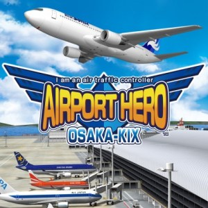 Nintendo eShop Downloads Europe I am an air traffic controller Airport Hero Osaka-KIX