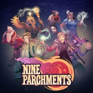 Nintendo eShop Downloads Europe Nine Parchments