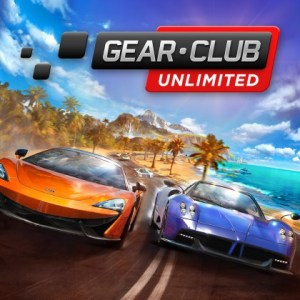 Nintendo eShop Downloads Europe Gear Club Unlimited