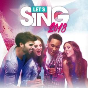 Nintendo eShop Downloads Europe Let's Sing 2018