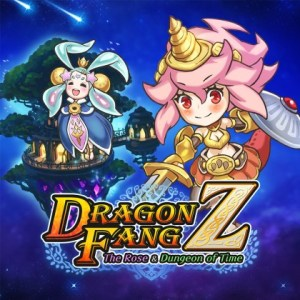Nintendo eShop Downloads Europe DragonFangZ The Rose & Dungeon of Time