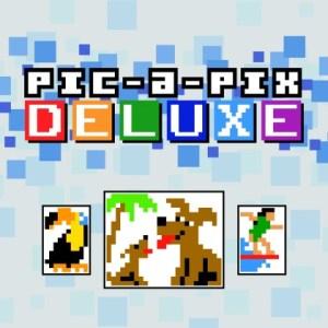 Nintendo eShop Downloads Europe Pic-a-Pix Deluxe