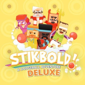 Nintendo eShop Downloads Europe Stikbold A Dodgeball Adventure Deluxe