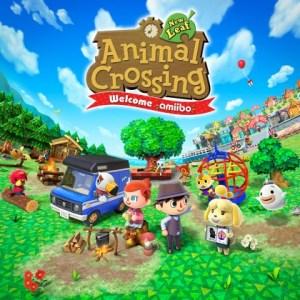 Nintendo eShop Sale Animal Crossing New Leaf Welcome amiibo