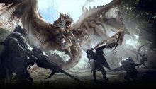Media Create Top 20 Monster Hunter World