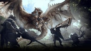 Media Create Top 50 Monster Hunter World
