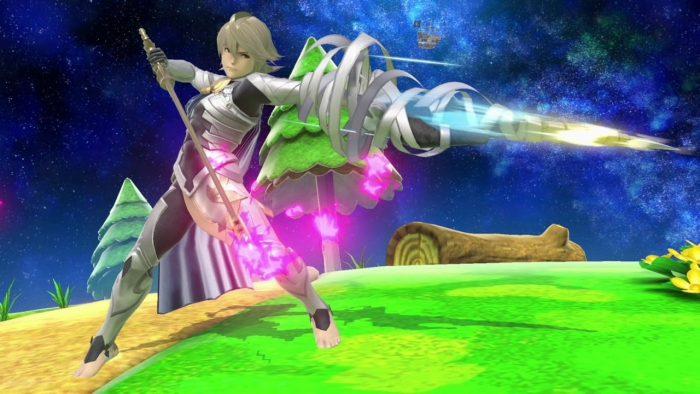 Super Smash Bros Ultimate Corrin Fighter Screenshots