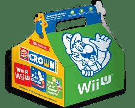 Burger King Wii U