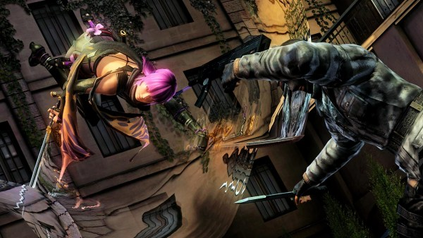 new ninja gaiden # 29