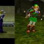 The Legend Of Zelda Ocarina Of Time 3ds Vs N64