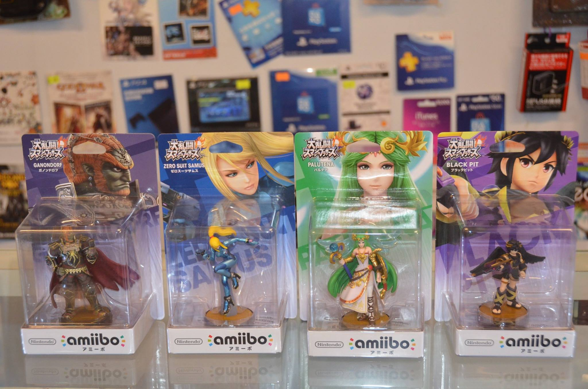 amiibo archives page 64