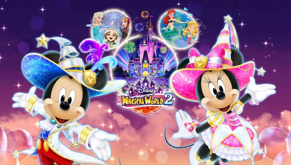 North American Disney Magical World 2 Teaser Site Open
