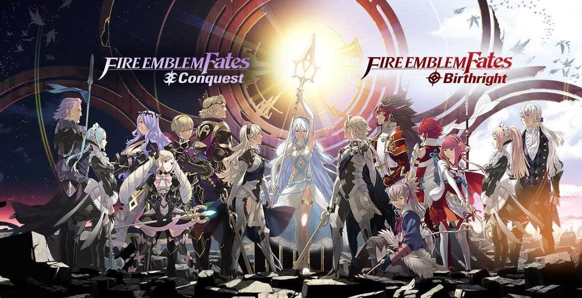 Full Lineup Of English Voice Actors In Fire Emblem Fates