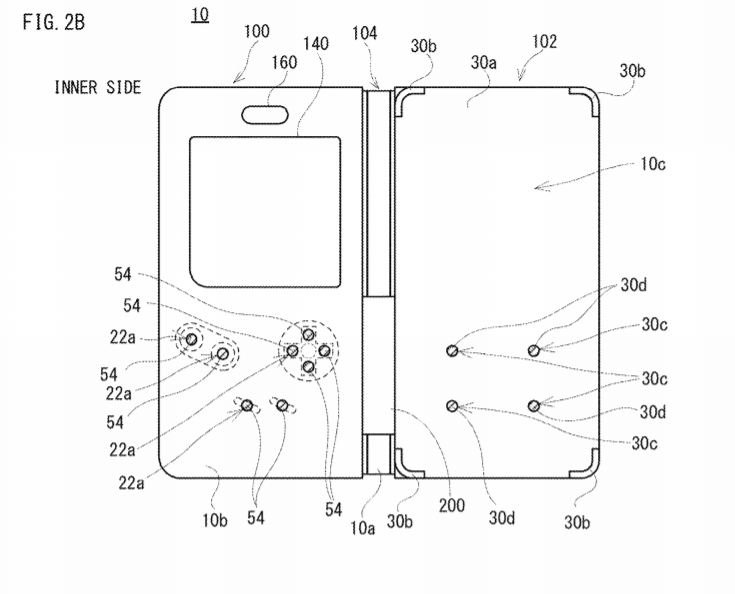 Nintendo files patent for Game Boy casing for touchscreen