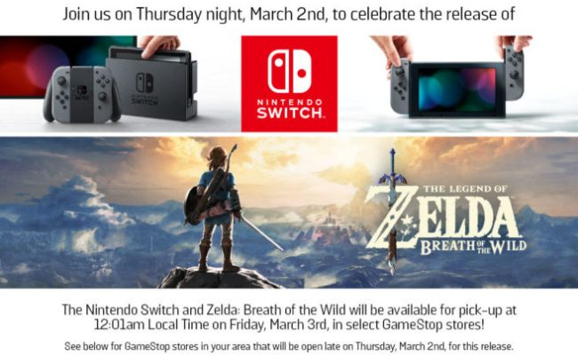 Find Out If Your Local Gamestop Is Hosting A Midnight