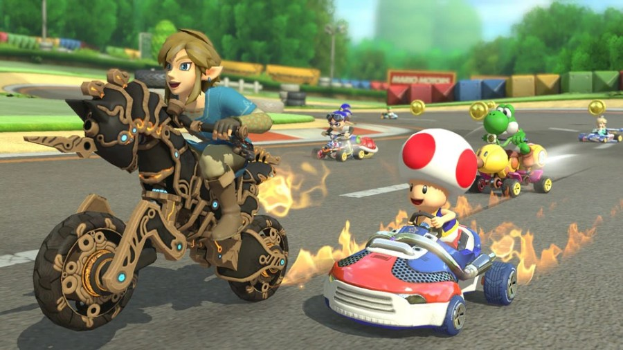 Mario Kart 8 Deluxe version 1.6.0