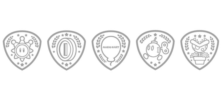 Mario Kart 8 Deluxe art points to five different Battle