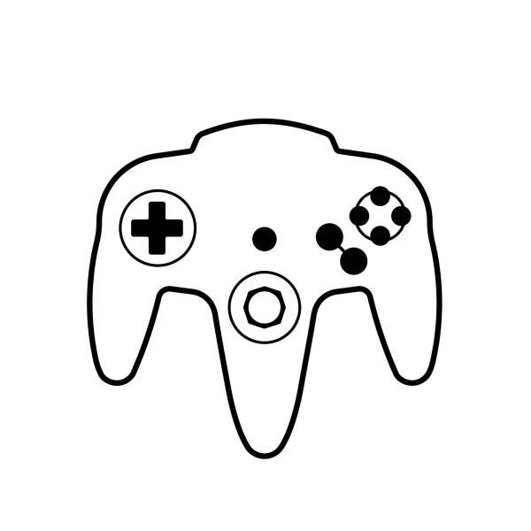 Nintendo files trademark for the N64 controller in Europe