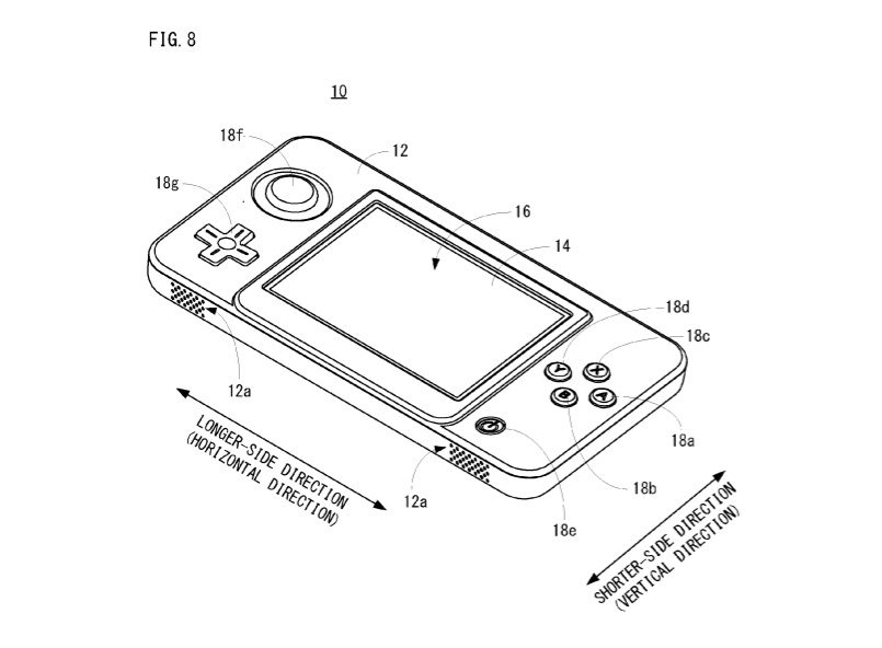 Nintendo's new handheld-related patent focuses on sound
