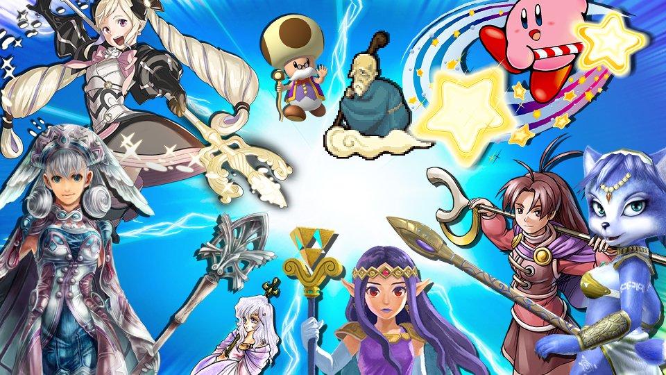 "Smash Bros  Ultimate hosting ""The Right Staff"" Spirit Board"